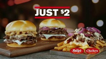 Checkers & Rally's TV Spot, 'Feastival of Steak: Forget Festivals' - Thumbnail 9