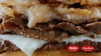 Checkers & Rally's TV Spot, 'Feastival of Steak: Forget Festivals' - Thumbnail 5