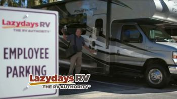 Lazydays Spring Clearance TV Spot, 'Travel Trailers' - Thumbnail 1