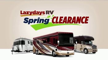 Lazydays Spring Clearance TV Spot, 'Travel Trailers' - Thumbnail 5