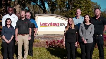 Lazydays Spring Clearance TV Spot, 'Travel Trailers' - Thumbnail 9