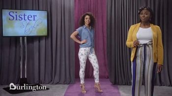 Burlington TV Spot, 'TV One: Sister Style' Featuring Chizi Duru - Thumbnail 3