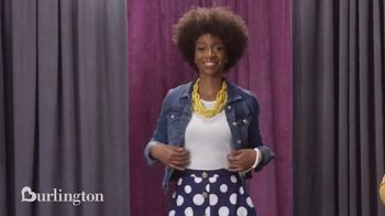 Burlington TV Spot, 'TV One: Sister Style' Featuring Chizi Duru - Thumbnail 5