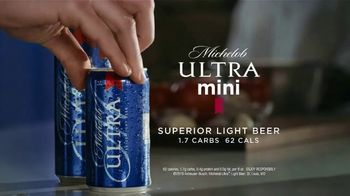 Michelob ULTRA 8 Oz. Mini TV Spot, 'In Doubt' - Thumbnail 10