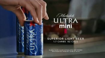 Michelob ULTRA 8 Oz. Mini TV Spot, 'In Doubt' - Thumbnail 9
