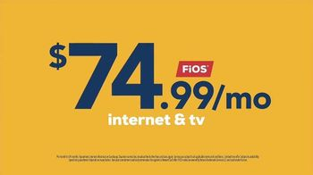 FiOS by Frontier TV Spot, 'Thanks a Whole Bunch: $74.99' - Thumbnail 6