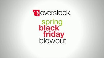 Overstock.com Spring Black Friday Blowout TV Spot, 'Patio Sets, Area Rugs and Furniture' - Thumbnail 2