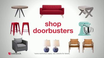 Overstock.com Spring Black Friday Blowout TV Spot, 'Patio Sets, Area Rugs and Furniture' - Thumbnail 3