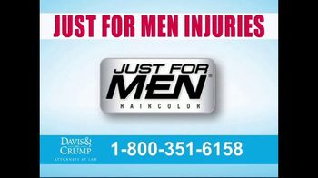 Davis & Crump, P.C. TV Spot, 'Just for Men Hair Coloring' - Thumbnail 5