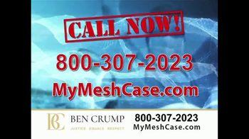 Ben Crump Law TV Spot, 'Hernia Surgery' - Thumbnail 4