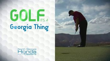 Honda CR-V TV Spot, 'Golf: It's a Georgia Thing' [T2] - Thumbnail 1