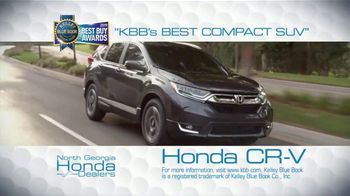 Honda CR-V TV Spot, 'Golf: It's a Georgia Thing' [T2] - Thumbnail 2