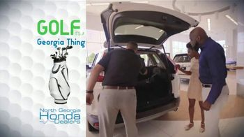 Honda CR-V TV Spot, 'Golf: It's a Georgia Thing' [T2] - Thumbnail 4
