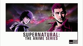 CW Seed TV Spot, 'Supernatural: The Anime Series' Song by Kelly Pardekooper