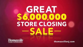 Thomasville Home Furnishings of New Jersey TV Spot, 'Closing Their Doors'