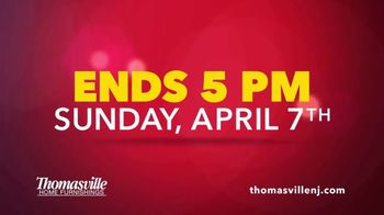 Thomasville Home Furnishings of New Jersey TV Spot, 'Closing Their Doors' - Thumbnail 4