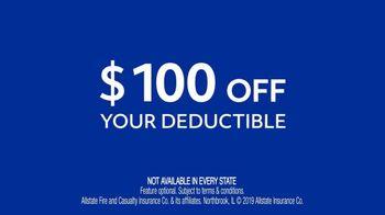 Allstate Deductible Rewards TV Spot, 'Every Year' Featuring Dennis Haysbert - Thumbnail 4