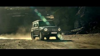Mercedes-Benz G-Class TV Spot, 'No Such Thing as Too Far' [T1] - 54 commercial airings