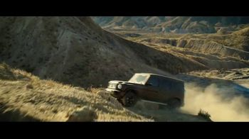 Mercedes-Benz G-Class TV Spot, 'No Such Thing as Too Far' [T1] - Thumbnail 2