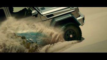 Mercedes-Benz G-Class TV Spot, 'No Such Thing as Too Far' [T1] - Thumbnail 6