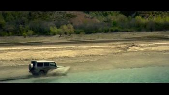 Mercedes-Benz G-Class TV Spot, 'No Such Thing as Too Far' [T1] - Thumbnail 7