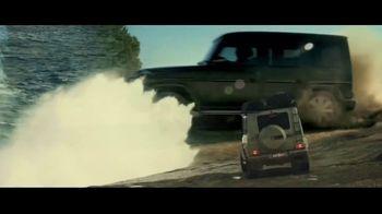 Mercedes-Benz G-Class TV Spot, 'No Such Thing as Too Far' [T1] - Thumbnail 8