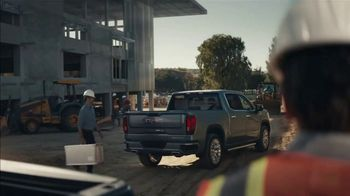 GMC Sierra TV Spot, 'Jaw Drop' [T1] - Thumbnail 1