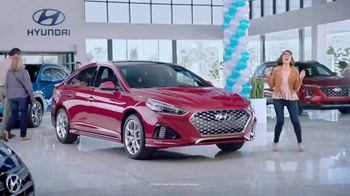 Hyundai Spring Fever Sales Event TV Spot, 'Feeling the Fever' [T2] - 885 commercial airings