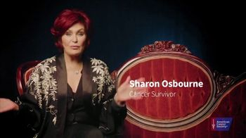 American Cancer Society TV Spot, 'Colon Cancer' Featuring Sharon Osbourne - Thumbnail 2