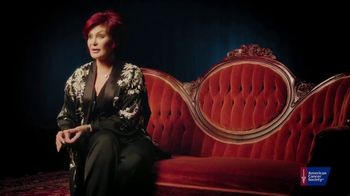 American Cancer Society TV Spot, 'Colon Cancer' Featuring Sharon Osbourne - Thumbnail 3