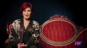 American Cancer Society TV Spot, 'Colon Cancer' Featuring Sharon Osbourne - Thumbnail 6