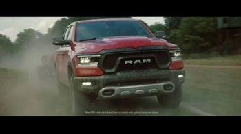 2019 Ram 1500 TV Spot, 'Big Life' [T2] - Thumbnail 4