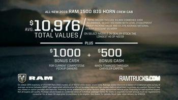 2019 Ram 1500 TV Spot, 'Big Life' [T2] - Thumbnail 9