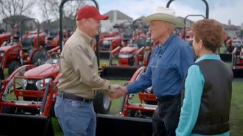 Mahindra Demo and Drive Sale TV Spot, 'Get More: Tractor' - 58 commercial airings