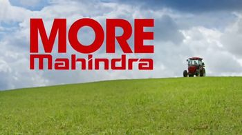 Mahindra Demo and Drive Sale TV Spot, 'Get More: Tractor' - Thumbnail 9