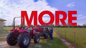 Mahindra Demo and Drive Sale TV Spot, 'Get More: Tractor' - Thumbnail 6