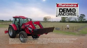 Mahindra Demo and Drive Sale TV Spot, 'Get More: Tractor' - Thumbnail 7