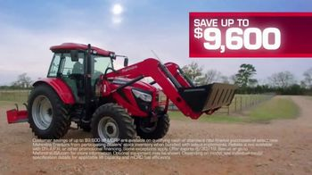 Mahindra Demo and Drive Sale TV Spot, 'Get More: Tractor' - Thumbnail 8