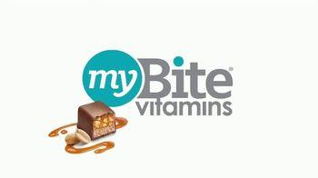 MyBite Vitamins Adult Multivitamin TV Spot, 'Each Bite' - Thumbnail 1