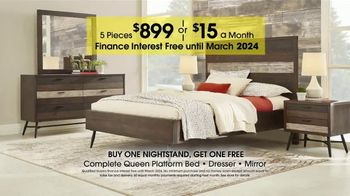 Rooms to Go Anniversary Sale TV Spot, 'Contemporary Bedroom' - Thumbnail 10