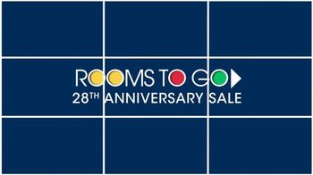 Rooms to Go Anniversary Sale TV Spot, 'Contemporary Bedroom' - Thumbnail 2