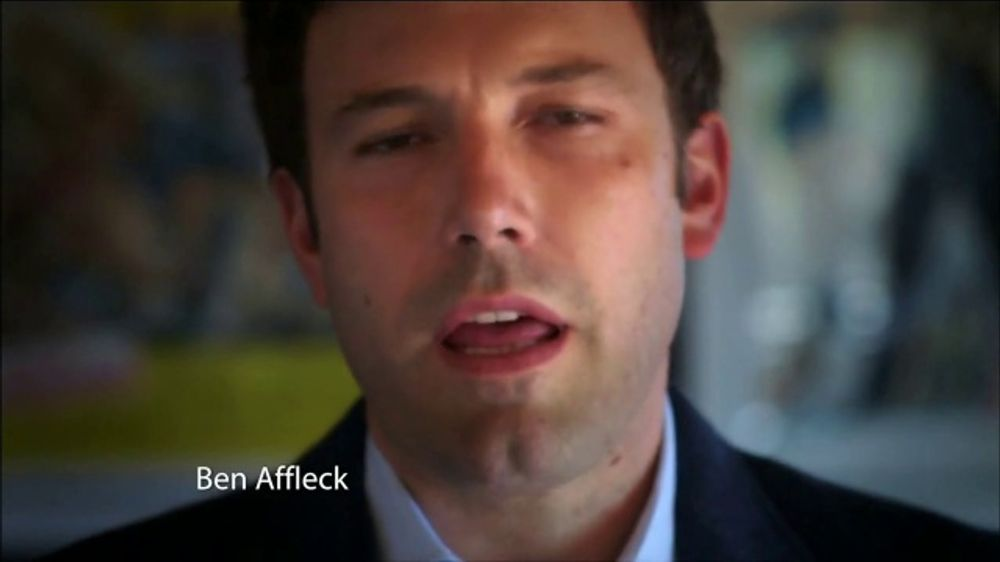 Paralyzed Veterans of America TV Commercial, 'Real Life Heroes' Featuring Ben Affleck