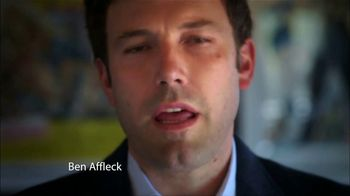 Paralyzed Veterans of America TV Spot, 'Real Life Heroes' Featuring Ben Affleck - 1 commercial airings