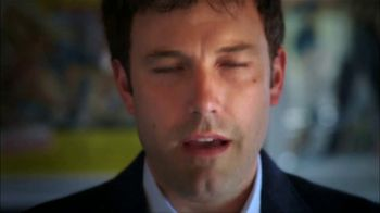 Paralyzed Veterans of America TV Spot, 'Real Life Heroes' Featuring Ben Affleck