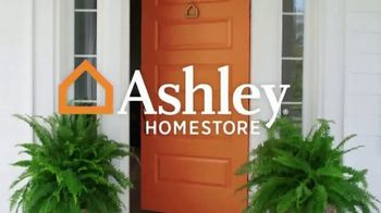 Ashley HomeStore Sale & Clearance Event TV Spot, 'Coralayne and Alano' Song by Midnight Riot - Thumbnail 1