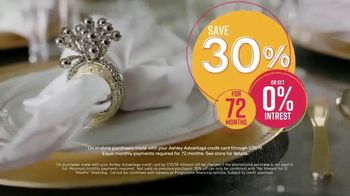 Ashley HomeStore Sale & Clearance Event TV Spot, 'Coralayne and Alano' Song by Midnight Riot - Thumbnail 5