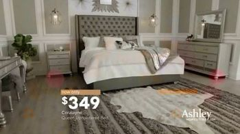 Ashley HomeStore Sale & Clearance Event TV Spot, 'Coralayne and Alano' Song by Midnight Riot - Thumbnail 7