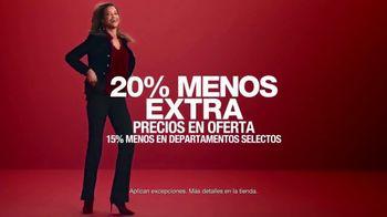 Macy's TV Spot, 'Esto es grande: miles de rebajas' [Spanish] - Thumbnail 4