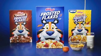 Frosted Flakes TV Spot, 'New Drone Great' - Thumbnail 10
