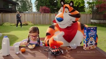 Frosted Flakes TV Spot, 'New Drone Great' - Thumbnail 2